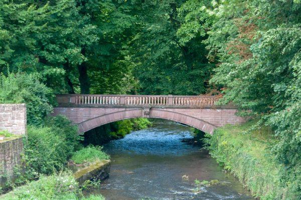Bachbrücke