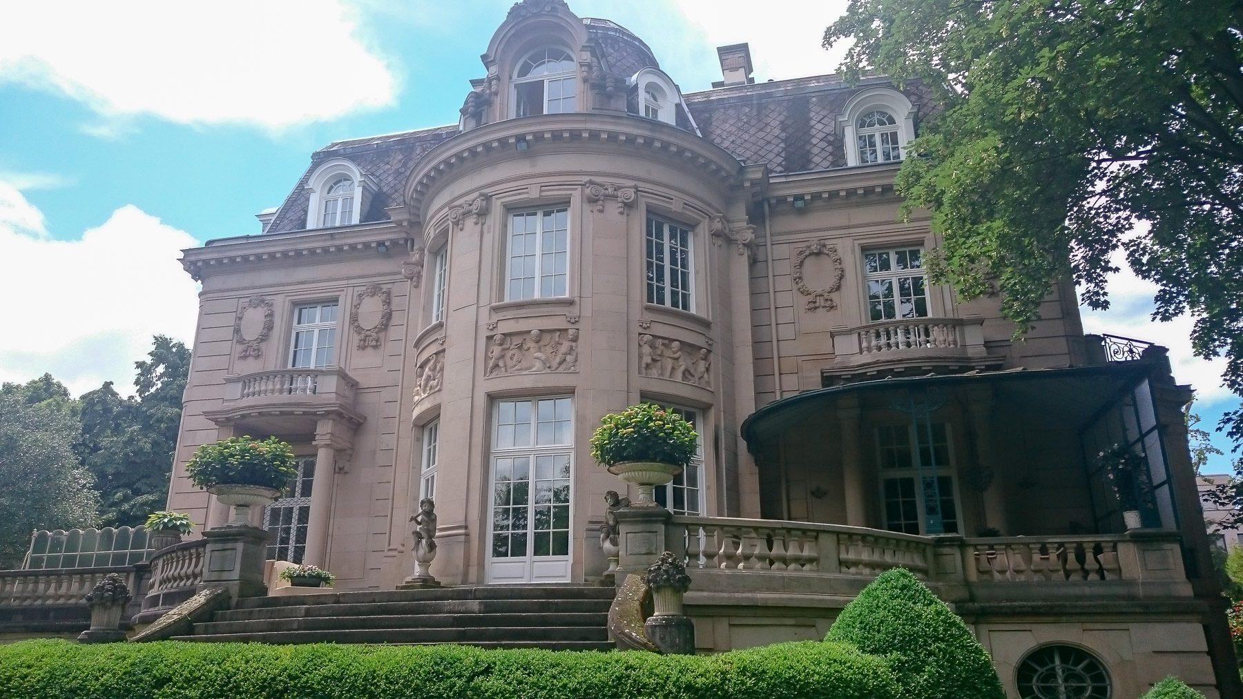 Villa am Luisenpark