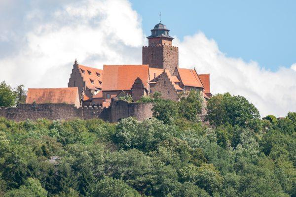 Burg Breuberg Odenwald